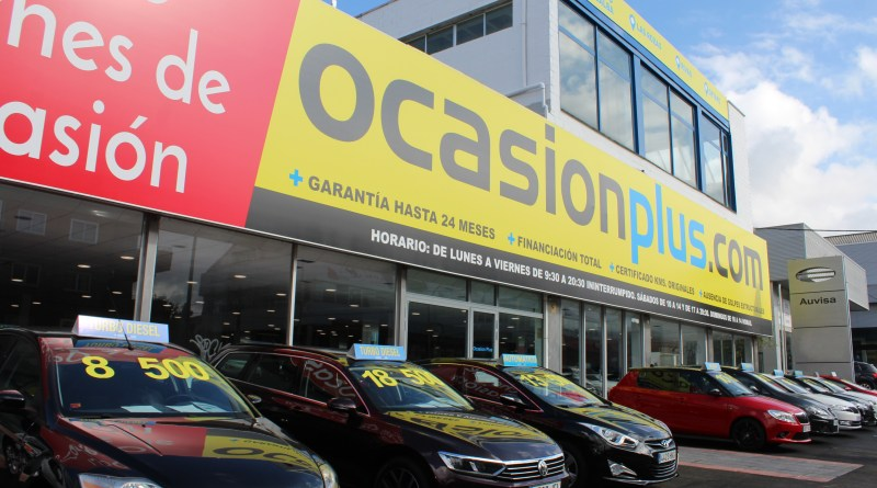 2 de cada 3 españoles están dispuestos a comprar un coche de ocasión