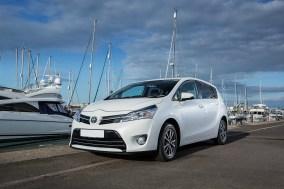 El Toyota Verso está entre los 7 mejores coches de 7 plazas para familias numerosas