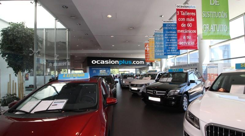Las ventas de coches de segunda mano crecen un 4% en el primer trimestre de 2019