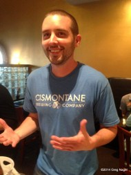Jordan Smith of Cismontane