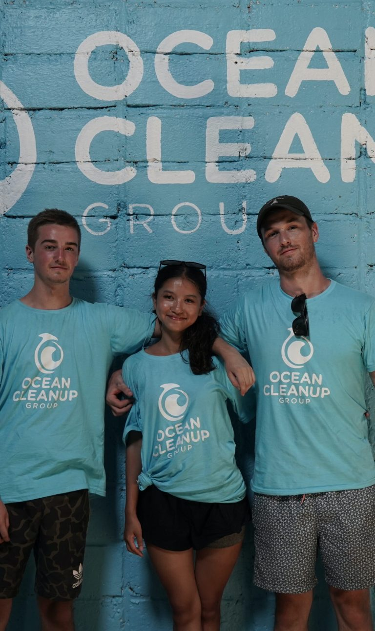 Ocean Cleanup Group