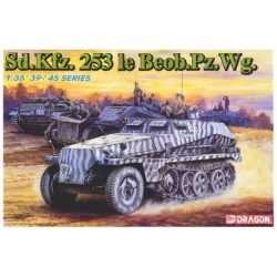 Dragon - Carro de combate, Sd.Kfz.253 le Beob.Pz.Wq, WWII. Escala 1:35, Ref: 6140.