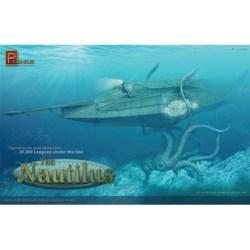 Pegasus - Nautilus, 20000 leguas submarinas. Escala 1:144. Ref: 9120.
