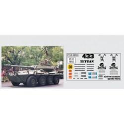 Trenmilitaria - Calcas delBlindado VCR-105, Ejército de Tierra. Escala 1:35, Ref: 000_4261.