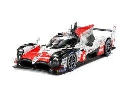 Tamiya - Toyota TS050 Hybrid Gazoo Racing - 24 Horas de Le Mans 2018, Escala 1:24, Ref: 24349.