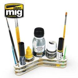 Ammo of Mig jimenez – Organizador pinceles y herramientas. Ref: AMIG8028.