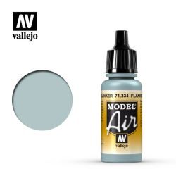 Acrilico Model air, Gris AF Ruso. Bote 17 ml. Marca Vallejo. Ref: 71.344.