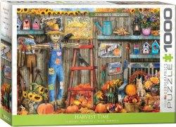 Harvest Time. Puzzle Horizontal, 1000 pz. Marca Eurographics. Ref: 6000-5448.