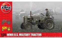 Airfix - WWII U.S. Military Tractor. Escala 1:35. Ref: A1367.