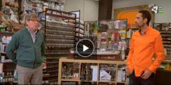 Ociomodell – Aragón televisión realiza una entrevista en nuestro local comercial para un programa científico.