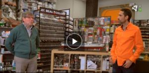 Aragón Televisión - Entrevista Ociomodell 1