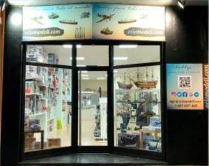 Ociomodell se traslada !! - Nuevo local comercial en San Juan de la Peña 14