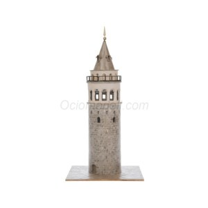 Torre Galata, Estambul. Escala 1:180. Marca Cuit. Ref: 453655.