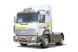 Italeri - Cabeza de camión Iveco Turbostar 190.48 Special. Escala 1:24. Ref: 3926.