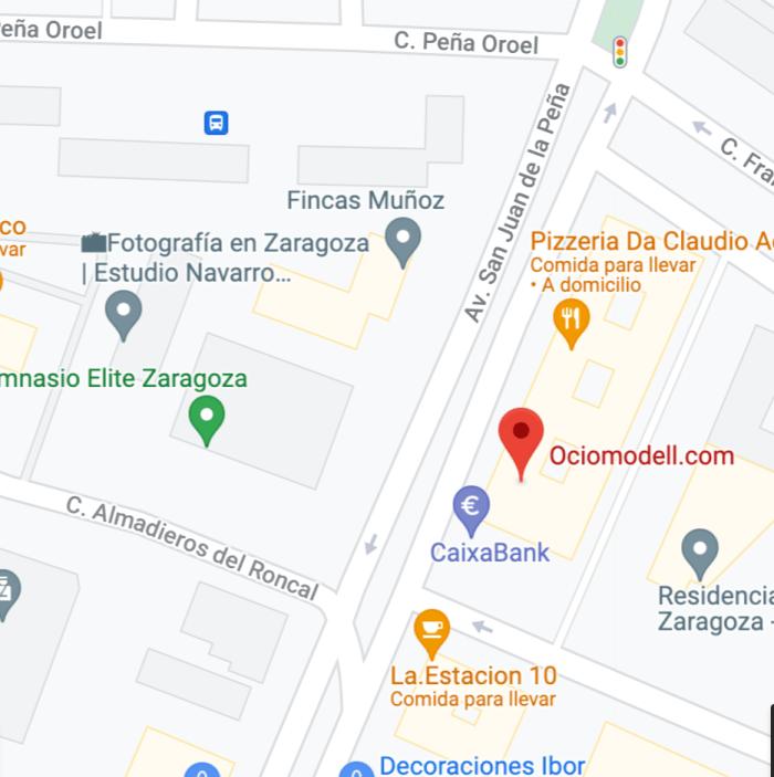 Nuevo local comercial en San Juan de la Peña 14
