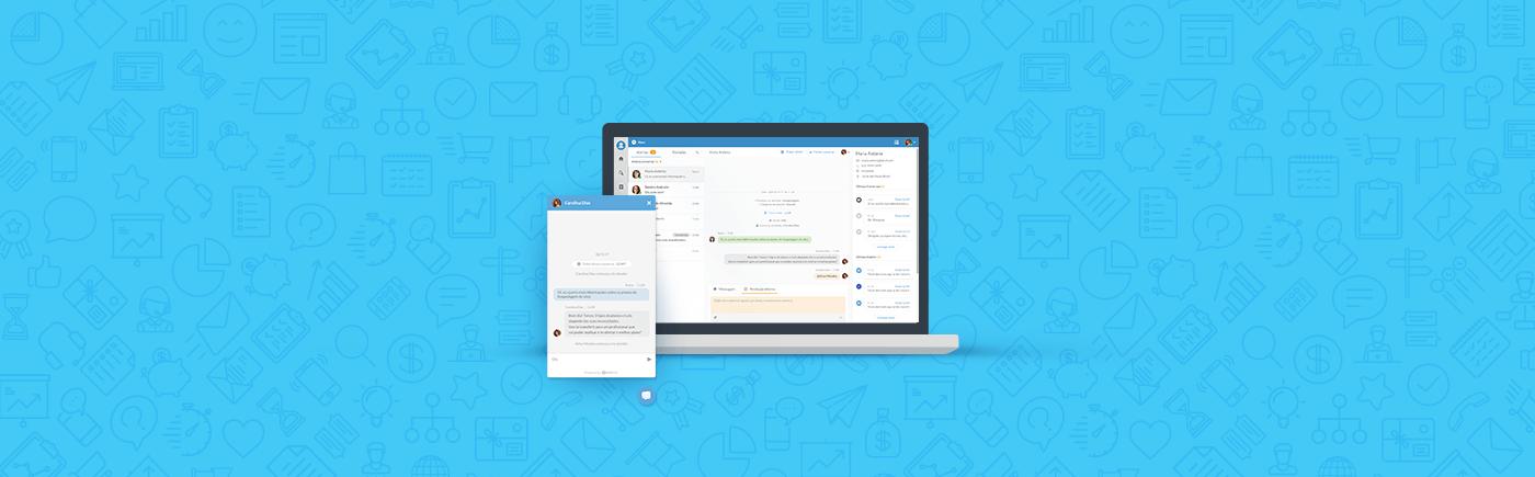 Chat para site - Chat de atendimento ao cliente - Chat para atendimento ao cliente