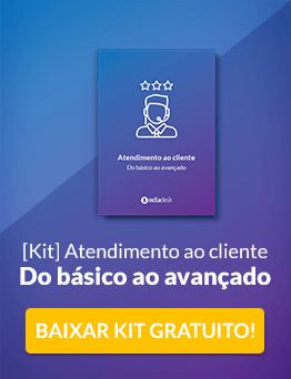 Kit de atendimento ao cliente para iniciantes
