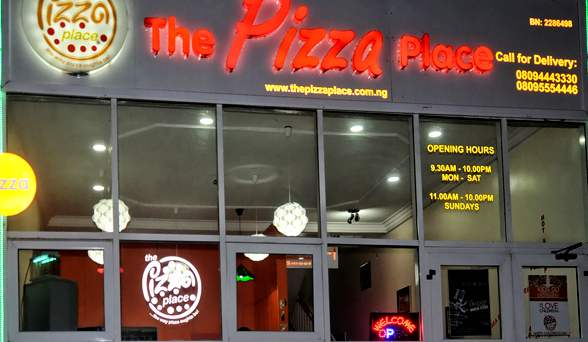 The Pizza Place, Abuja - Pizza