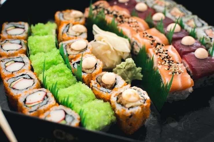 Best Sushi restaurants in Lagos