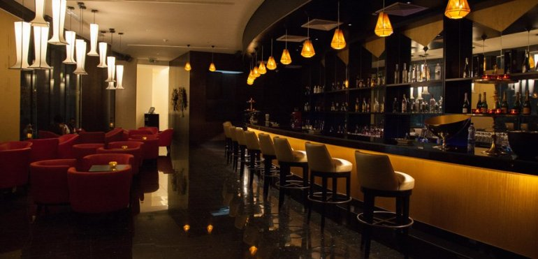 RED Restaurant, Eko Hotel