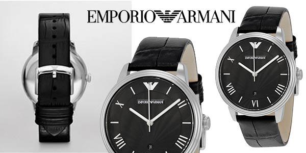 3648ad01fd40 reloj armani hombre malla