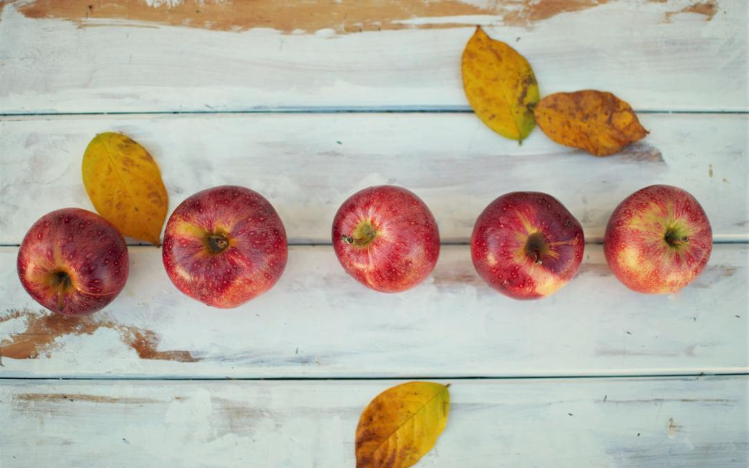 Office Fruit: Fun Recipe Ideas for your Leftover Apples