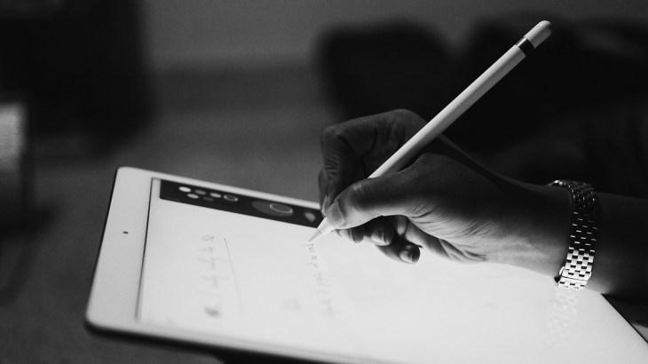 打ち合わせの時はiPad Pro 12.9インチ+Apple Pencilが最強!相手が誰であろうと好印象を持たれるメモデバイス