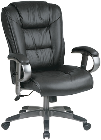 Superbe Leather Office Chair