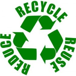 Add recycling cans to your office break room