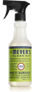 Use non toxic cleaning products