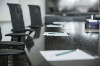 What is a meeting space?