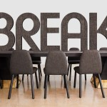 12 Practical Tips on Designing an Office Break Room