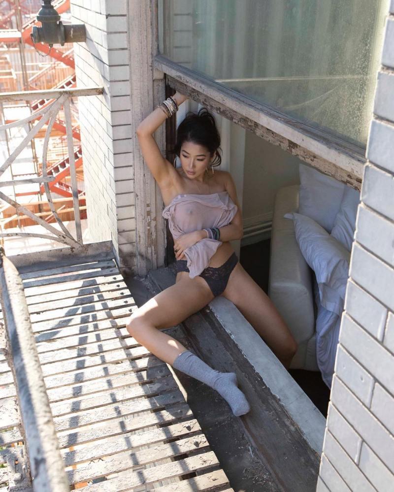Moon-Maison-nude-photos-leaked-www.ohfree.net-007 Korean blogger girl Moon Maison nude photos leaked