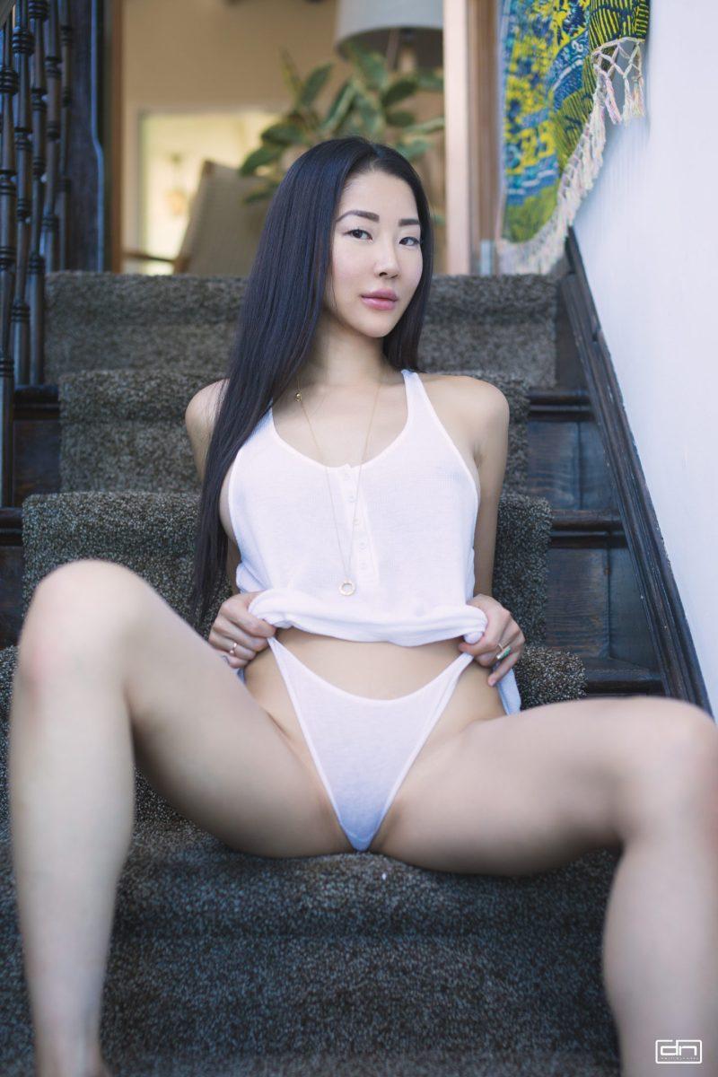 Moon-Maison-nude-photos-leaked-www.ohfree.net-009 Korean blogger girl Moon Maison nude photos leaked