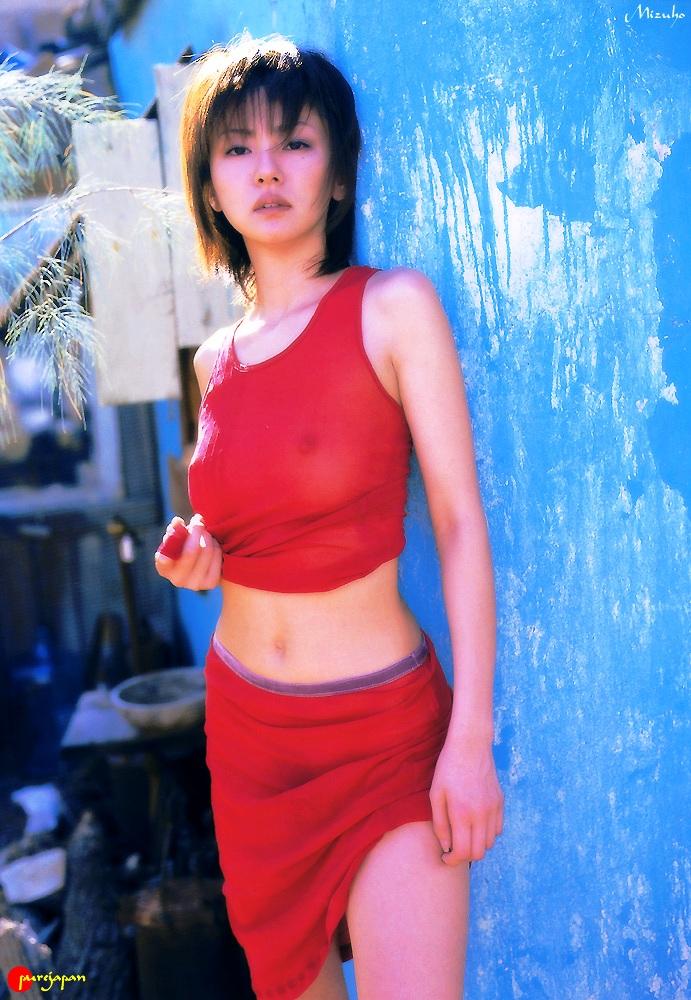 Japanese-gravure-idol-Mizuho-Nakamura-www.ohfree.net-005 Japanese gravure idol Mizuho Nakamura 中村みづほ nude photos
