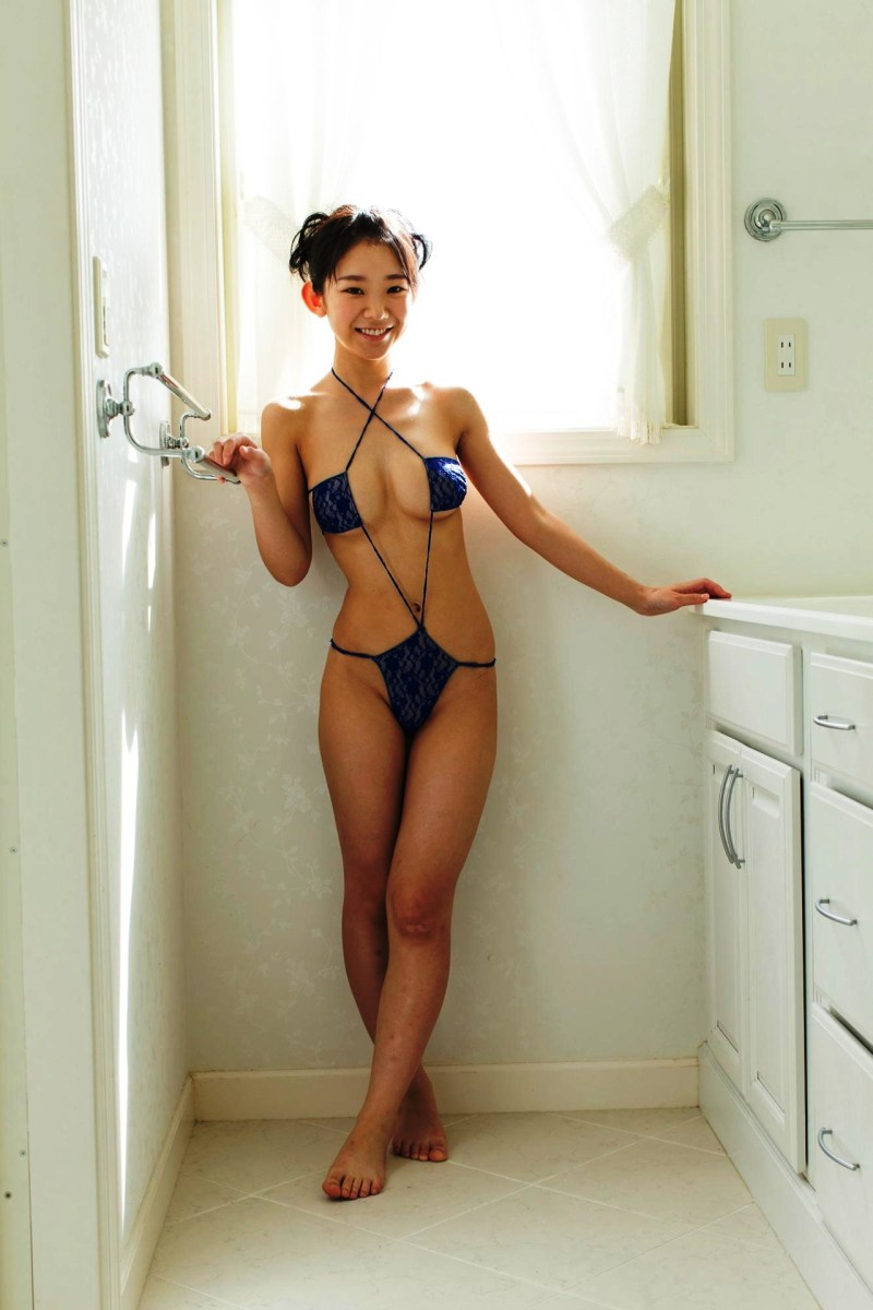 Japanese-gravure-model-Marina-Nagasawa-www.ohfree.net-013 Japanese pop singer, idol and gravure model Marina Nagasawa 長澤茉里奈 leaked nude photos
