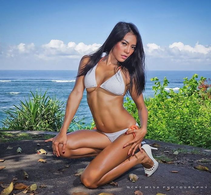 Indonesian-model-Bella-Chan-by-ohfree.net-18 Indonesian model Bella Chan nude sexy photos leaked