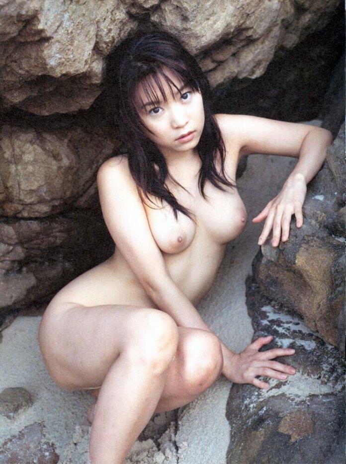 Japanese-AV-idol-Haruna-Miwa-003-by-ohfree.net_ Japanese AV idol, gravure idol Haruna Miwa nude sexy photos leaked