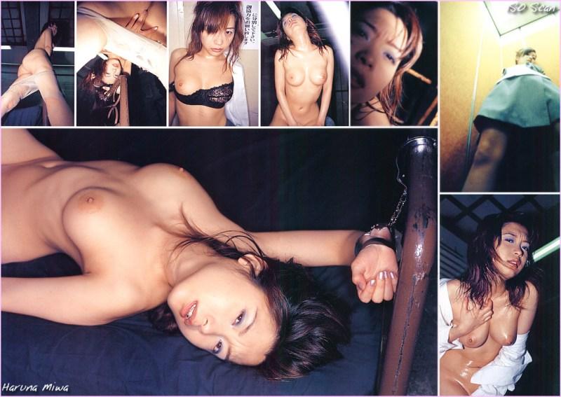 Japanese-AV-idol-Haruna-Miwa-025-by-ohfree.net_ Japanese AV idol, gravure idol Haruna Miwa nude sexy photos leaked