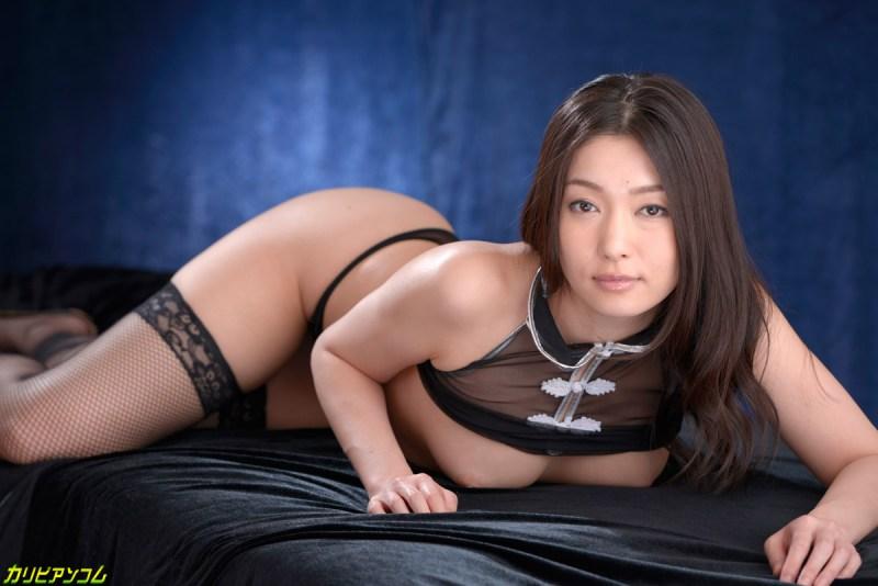 Japanese pornstar AV actress Ryu Enami 江波りゅう nude photos leaked