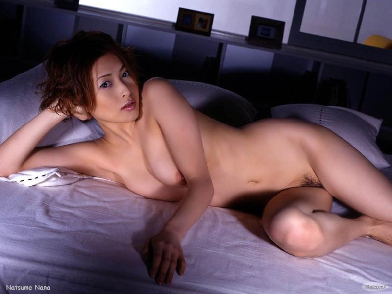 Former-AV-idol-Nana-Natsume-nude-032-by-ohfree.net_ Japanese film actress, former AV idol Nana Natsume nude sexy leaked