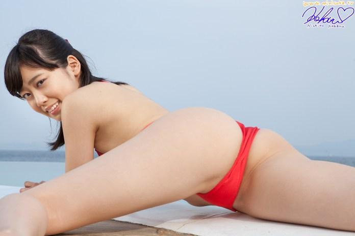 Gravure-model-Koharu-Nishino-025-by-ohfree.net_ Gravure model Koharu Nishino 西野小春 leaked nude sexy photos