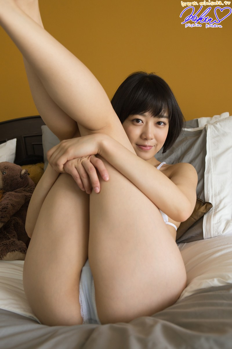 Gravure-model-Koharu-Nishino-038-by-ohfree.net_ Gravure model Koharu Nishino 西野小春 leaked nude sexy photos