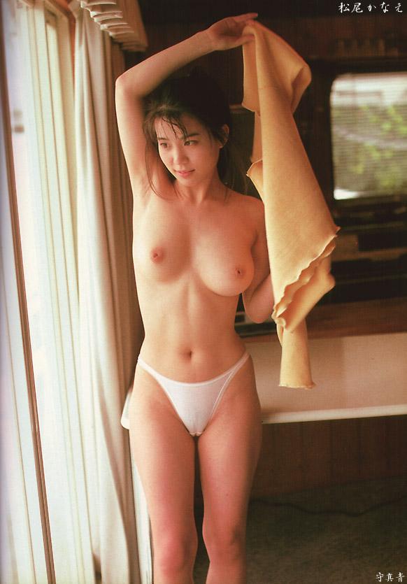 Japanese-gravure-idol-Kanae-Matsuo-024-by-ohfree.net_ Japanese gravure idol Kanae Matsuo leaked nude sexy photos