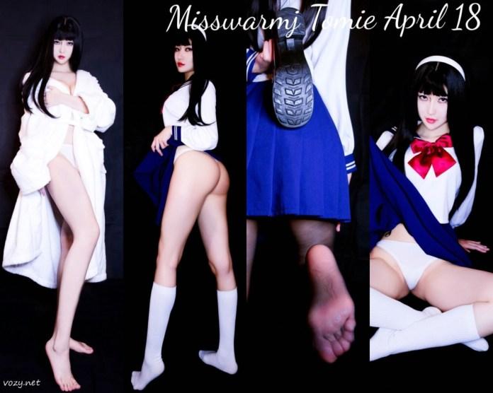 cosplayer-Misswarmj-nude-sexy-leaked-www.vozsex.com-004 Japanese cosplayer Misswarmj nude sexy leaked