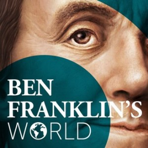 Ben Franklin's World Logo