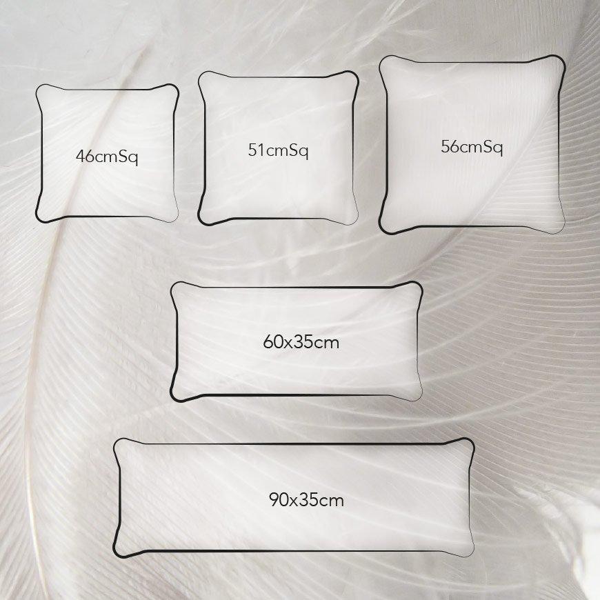 small decorative cushions