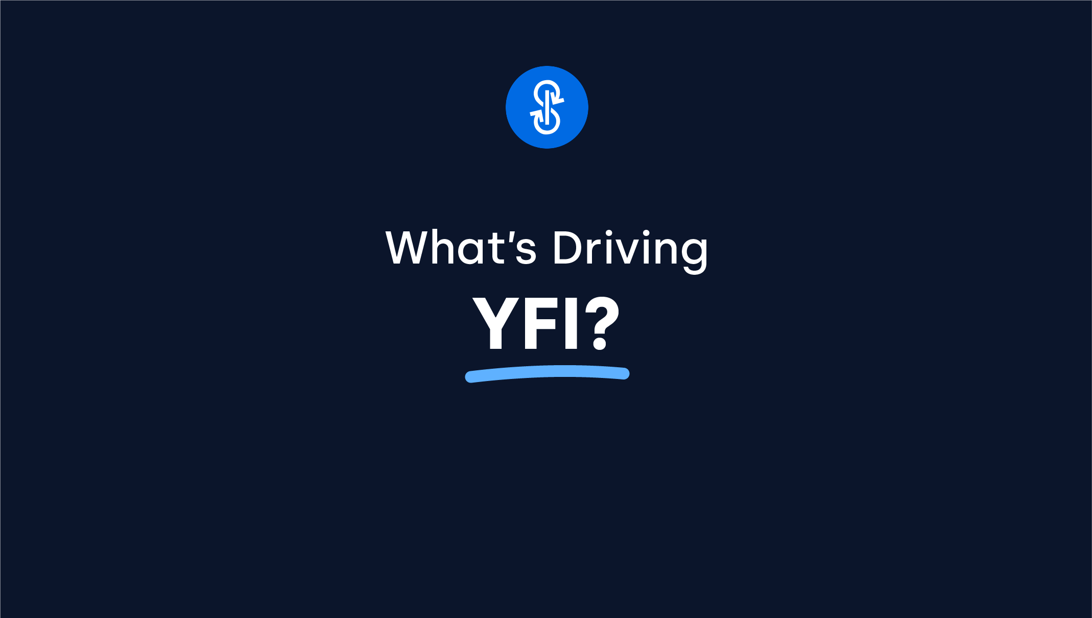 Yearn Finance YFI up 81% over the week, OKCoin cryptocurrency blog