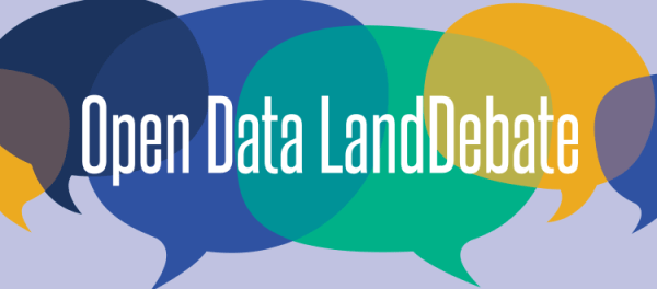 open data land debate