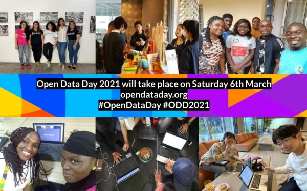 Open Data Day 2020: images from round the world